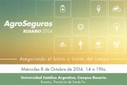AgroSeguros se desarrolló con éxito en Rosario