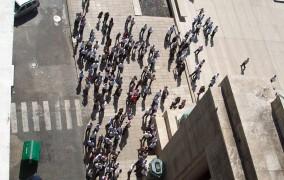 El Grupo Asegurador La Segunda realizó un simulacro de evacuación