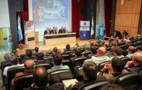 FADEEAC y IAATI organizaron un debate sobre la piratería del asfalto