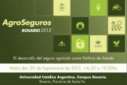 AgroSeguros: el futuro y las novedades del sector dijeron presente en Rosario
