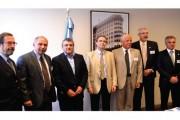 Primera reunión del Superintendente junto a FAPASA, AAPAS y AALPS
