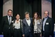 Facundo Manes presenció el Ciclo de Encuentros de QBE