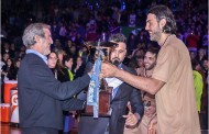La Caja acompañó el torneo de básquet 3 Naciones en Tecnópolis