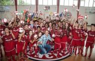 Allianz Argentina selecciona al representante local del Allianz Junior Football Camp 2016