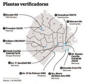 Plantas - VTV - LA NACION
