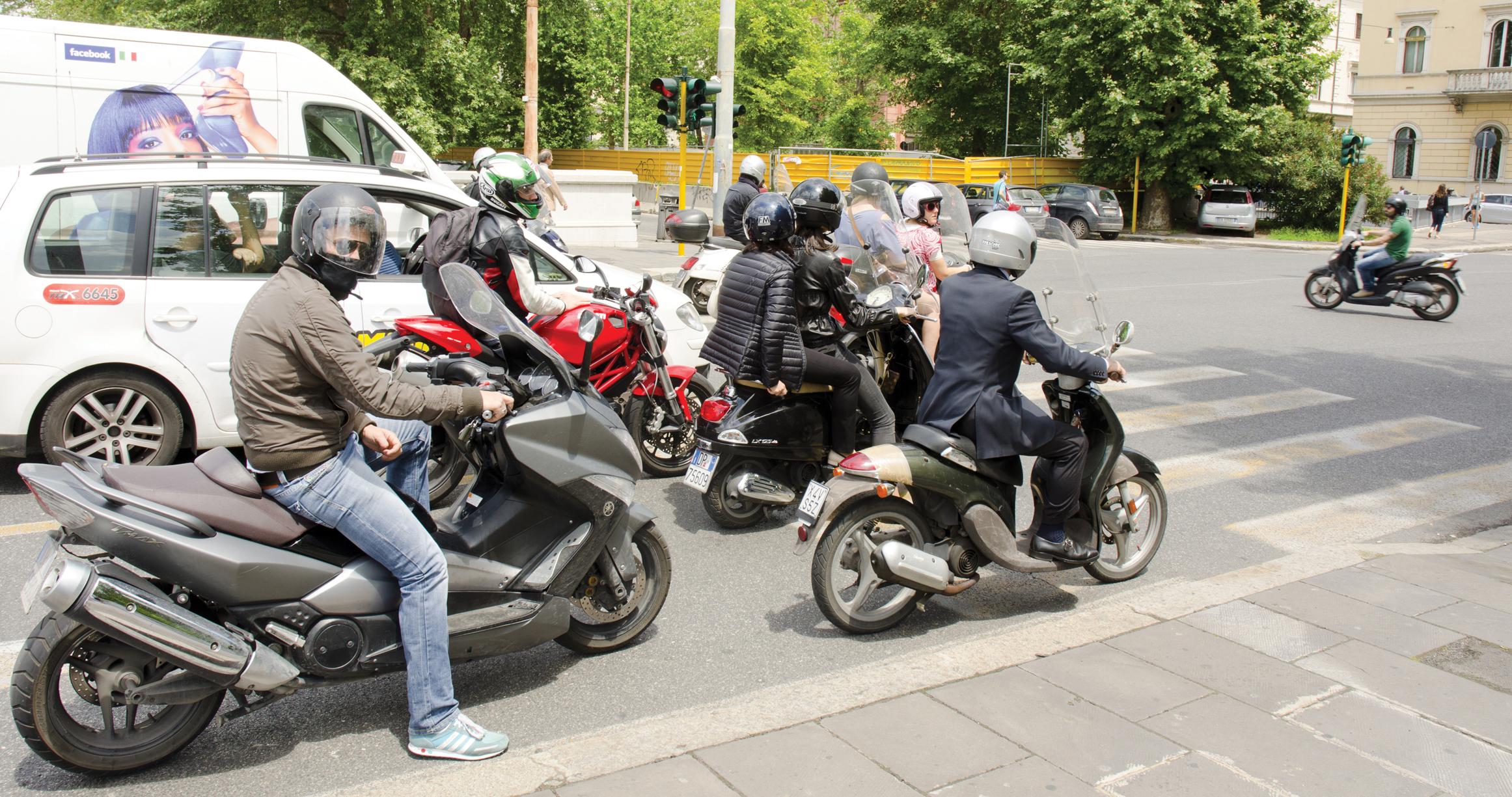 Plan Ahora 12 y 18 también para las motos