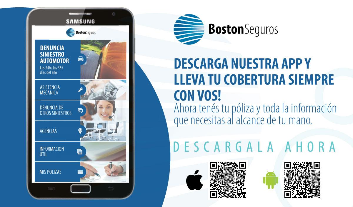 app de boston seguros