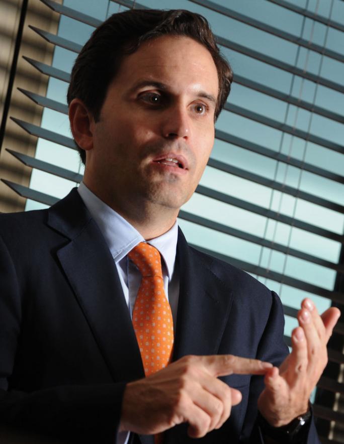 Terra Brasis Resseguros designó nuevo CEO