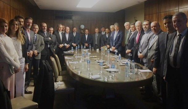 Pazo visitó la Asociación Argentina de Compañías de Seguros