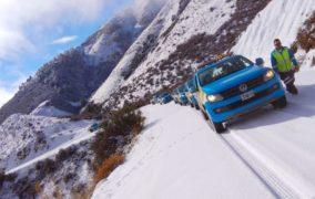 Vacaciones de invierno: cómo preparar el auto y viajar sin riesgos
