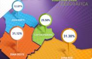 Zona Sur y Oeste del Conurbano rankean los índices de robo a vehículos