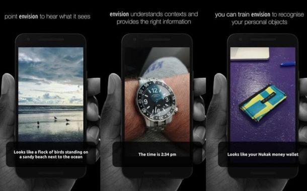 a710e2b2bdb App de la semana: Envision AI