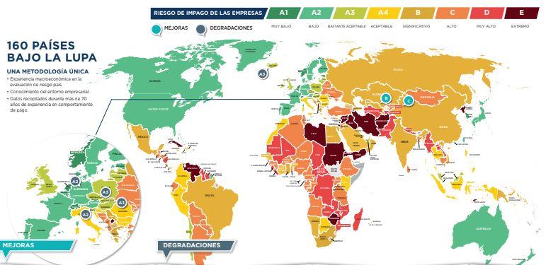 Barómetro Coface: Las tensiones comerciales vuelven a ocupar el primer plano de la economía mundial
