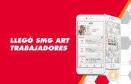 Ya está disponible la nueva app de SMG ART