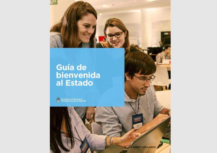 La SSN presentó la Guía de Bienvenida al Estado y del Servidor Público