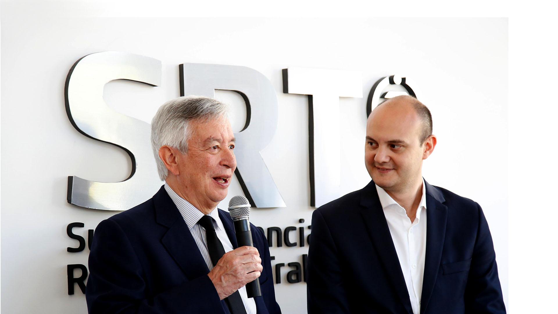 Morón y Jarvis inauguraron una Comisión Médica en la Ciudad de Buenos Aires