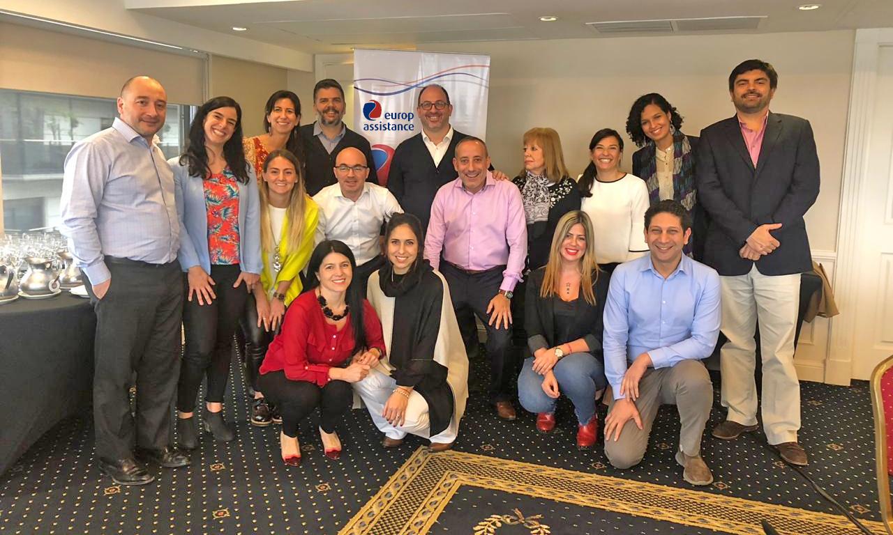Europ Assistance fomenta la cocreación de productos a través de sus encuentros comerciales