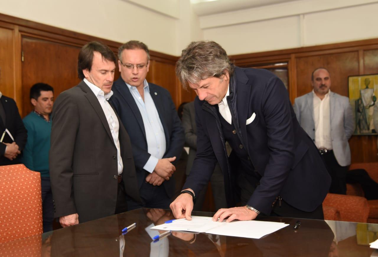 La provincia de Mendoza formalizó su adhesión a Póliza Digital