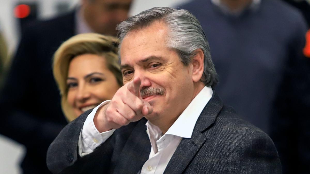 Alberto, primer Superintendente elegido presidente, ya piensa en otro ex SSN