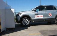 Crash test de reparabilidad del Volkswagen T-Cross