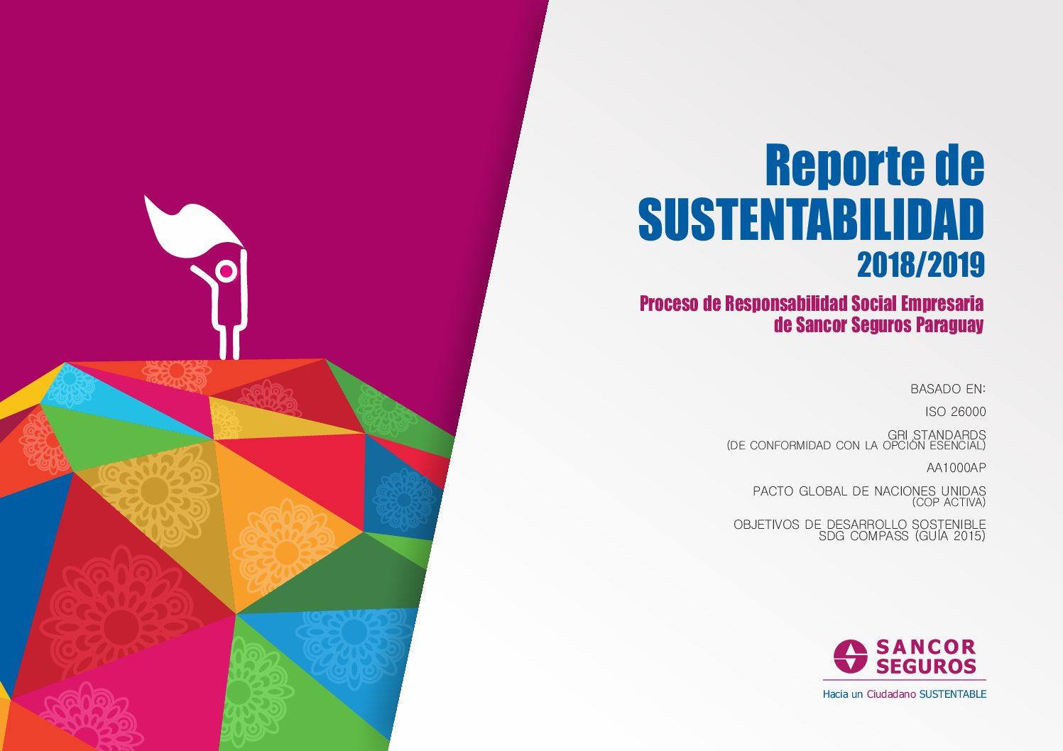 Sancor Seguros Paraguay presenta su segundo Reporte de Sustentabilidad