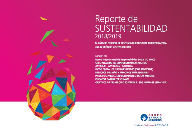 Sancor Seguros presenta su contribución a los ODS en su Reporte de Sustentabilidad