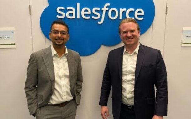 Mano a mano con la plana mayor de Salesforce, líder tech a nivel mundial